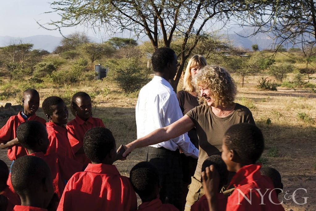 Children Of The Samburu Tribe