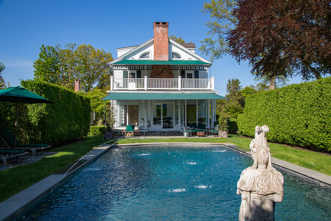 Classic Southport Ct Home Near The Beach Asks 5 6m Southport Pool