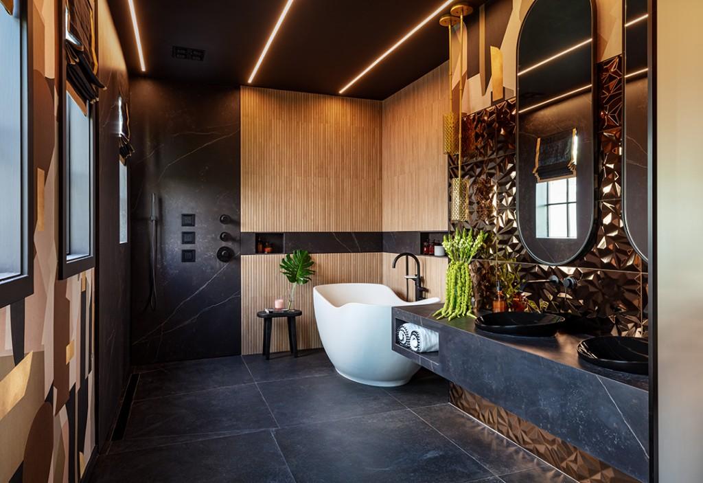 Kips Bay Showhouse Nicole White Bathroom