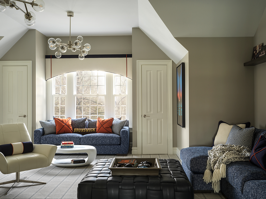 Step Inside A Greenwich Home Creatively Revamped By Spaces Of Distinction 30c