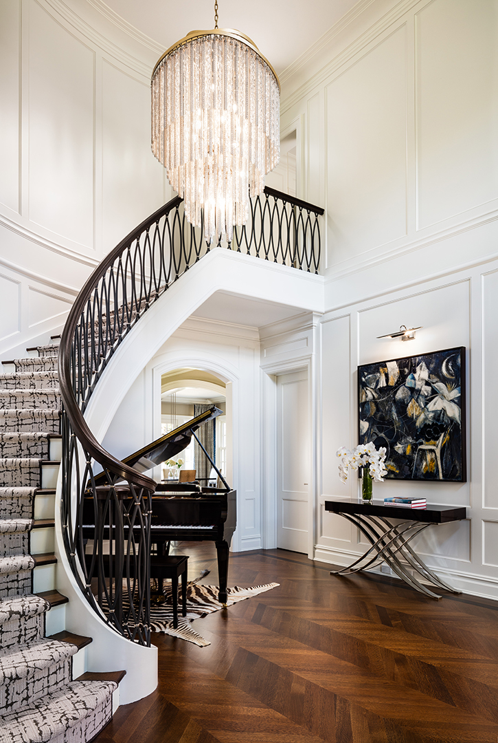 Step Inside A Greenwich Home Creatively Revamped By Spaces Of Distinction 4
