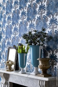 Discover Wonderful Wallpapers From Across The Pond Wallpaperdirect Laurence Llewelyn Bowen Mantle