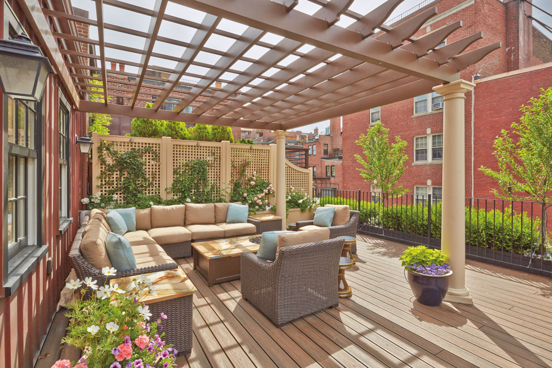 How To Make Your Outdoor Spaces Your Favorite Places Walpole Outdoors Lounge
