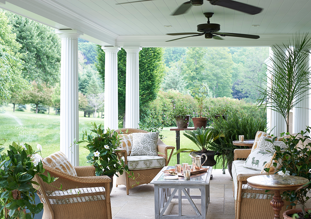 Meet Darren Henault The Interior Designer Who Founded Tent Porch