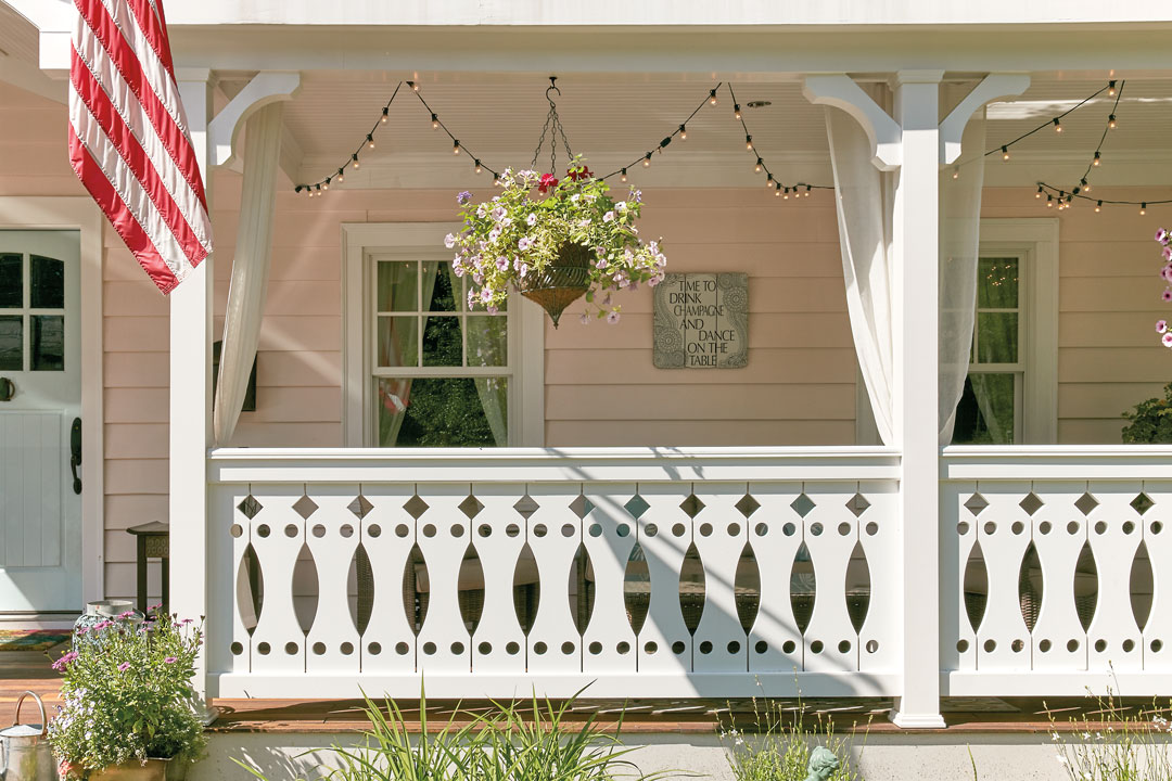 How To Make Your Outdoor Spaces Your Favorite Places Walpole Outdoors Front Porch