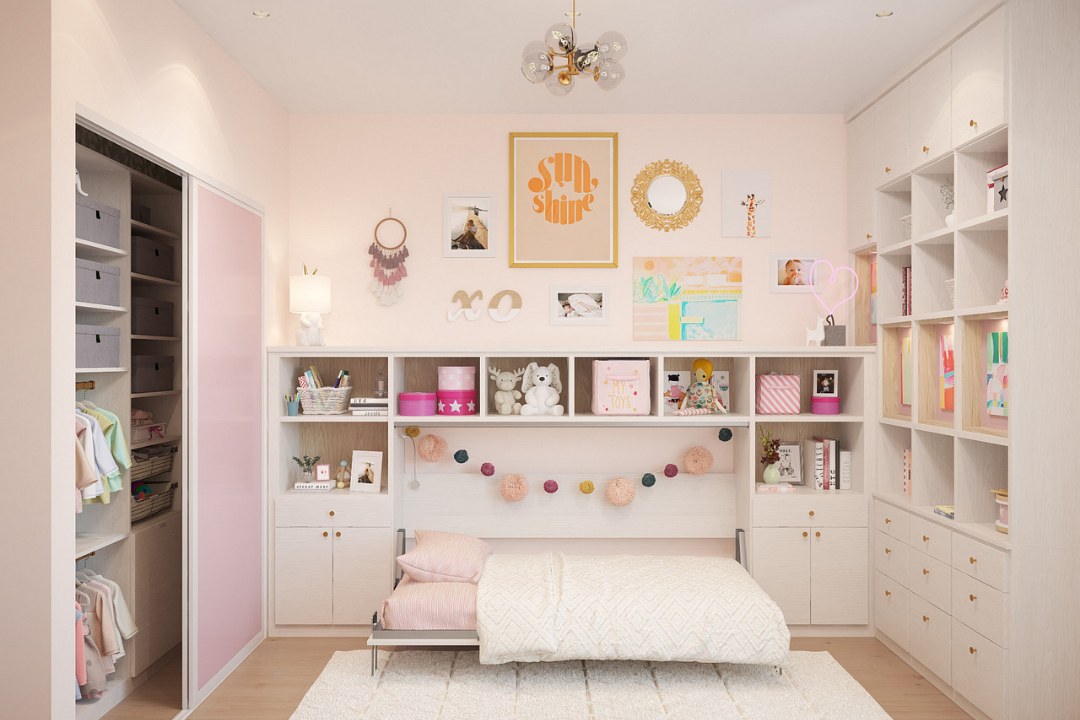 Tips And Tricks To Create Multipurpose Spaces California Closets Kids Room B