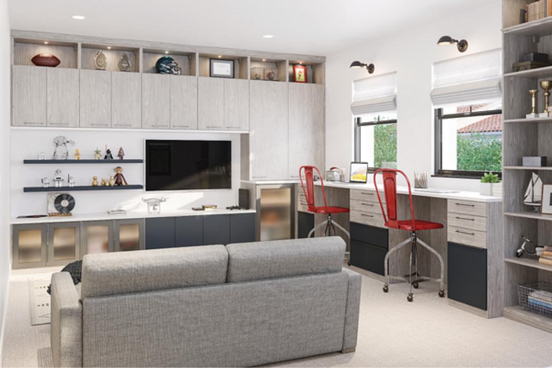 Tips And Tricks To Create Multipurpose Spaces California Closets Bonus Room