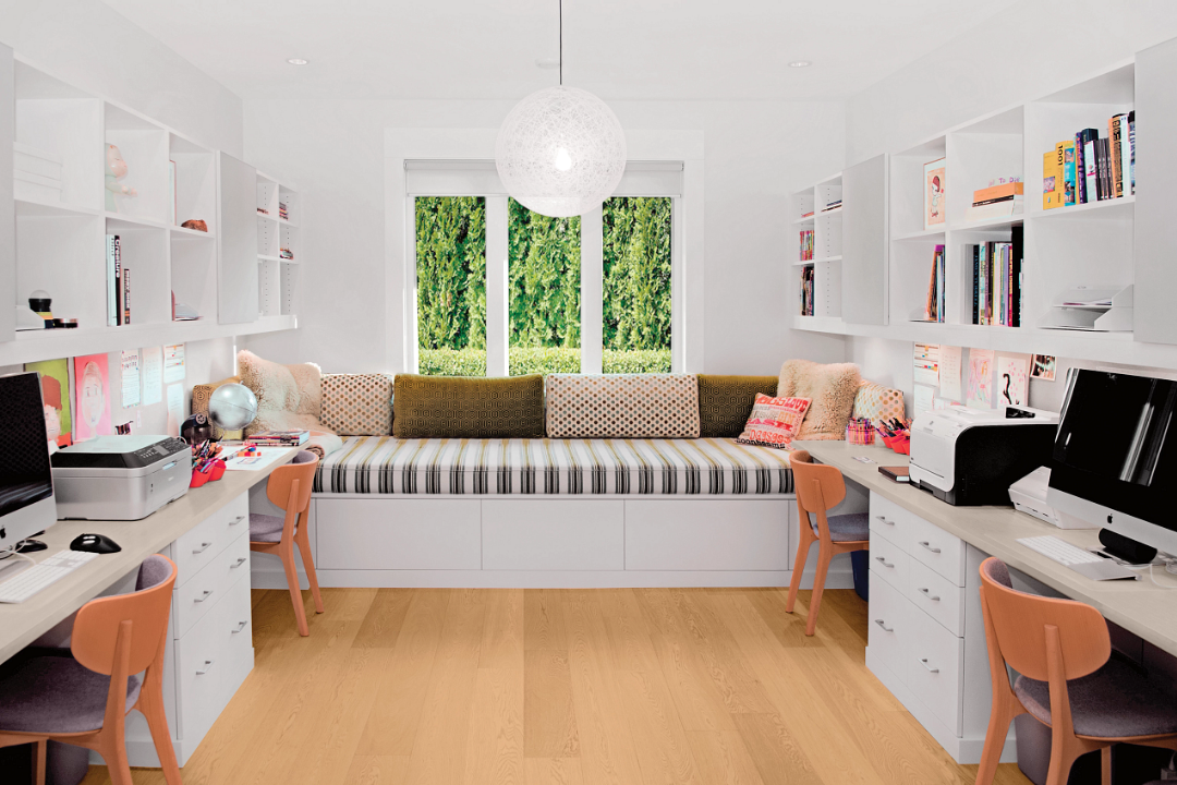 Tips And Tricks To Create Multipurpose Spaces California Closets Workspace