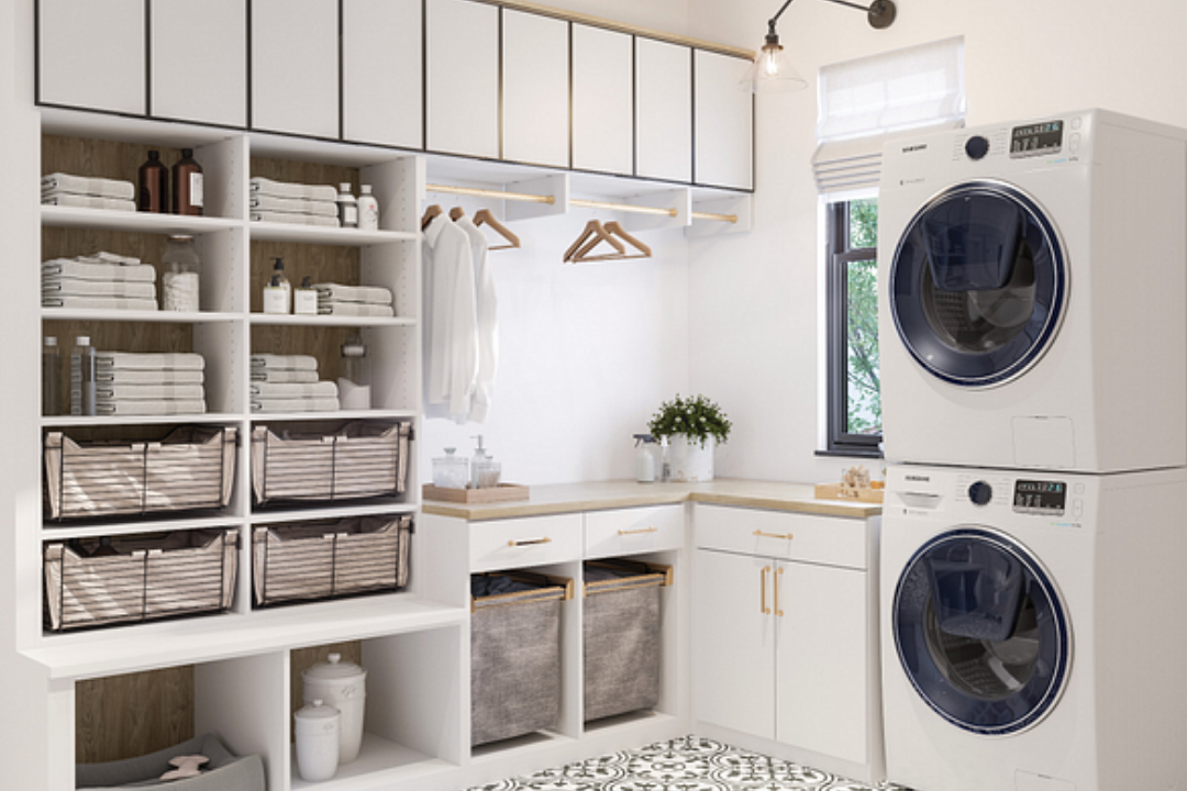 Tips And Tricks To Create Multipurpose Spaces California Closets Laundry