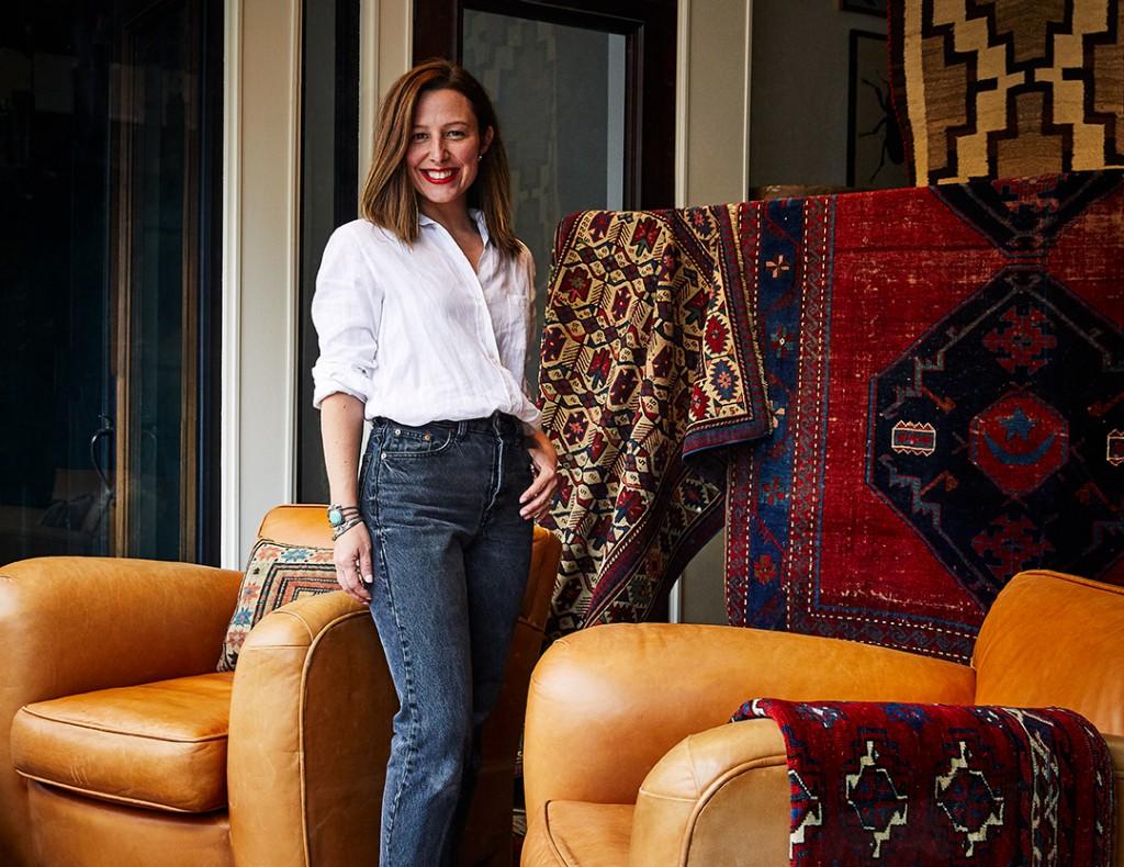 Joanna Mahserdijan For Upstate Rug Supply