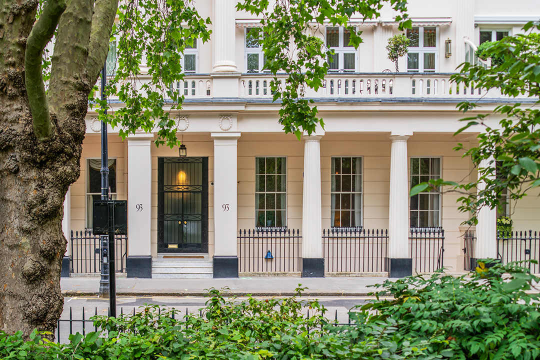London Belgravia Apartment Once Home To Two Prime Ministers And An Heiress Wants 23m Street