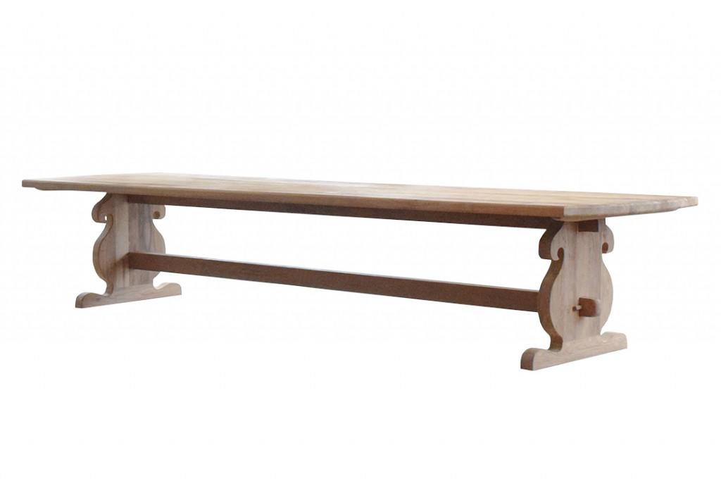 Mecox Teak Table