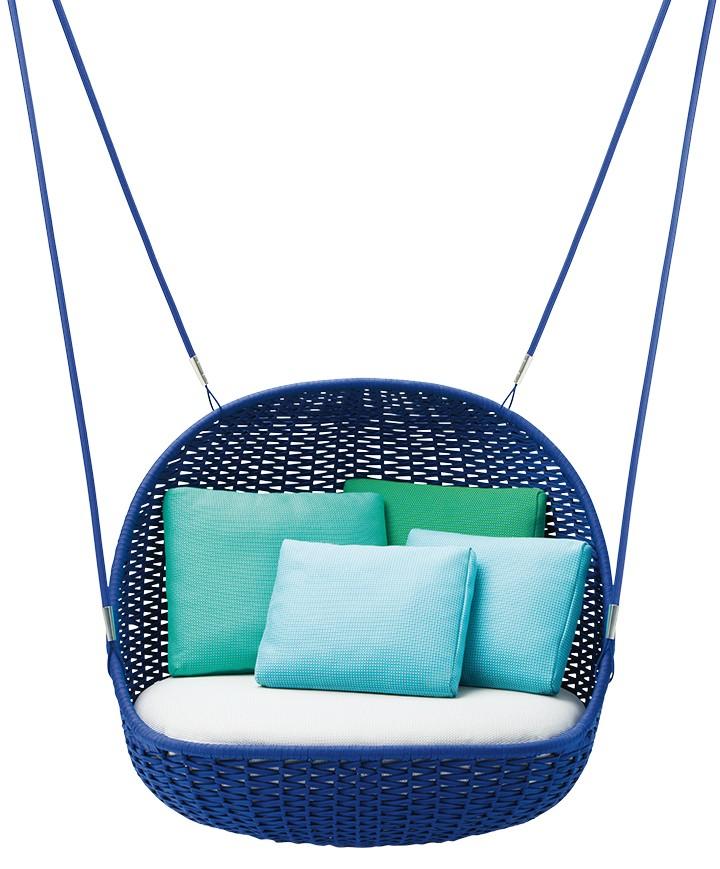 Paola Lenti Orbitry Hanging Lounge Chair
