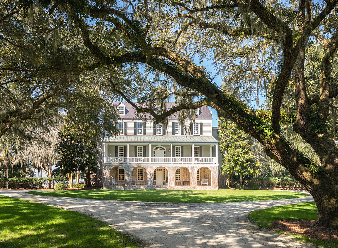 Vanderhorst Estate Breaks Record For Most Expensive Home Sold In Charleston Area Front