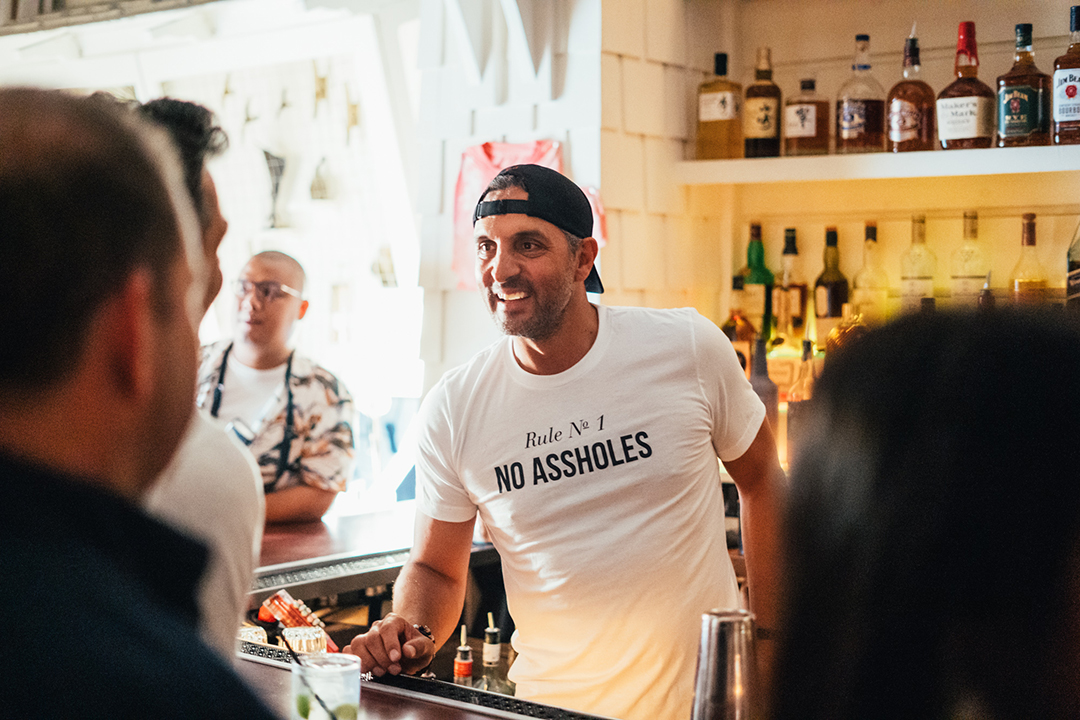 Mauricio Umansky Talks The Agency Real Housewives And More Party Bar