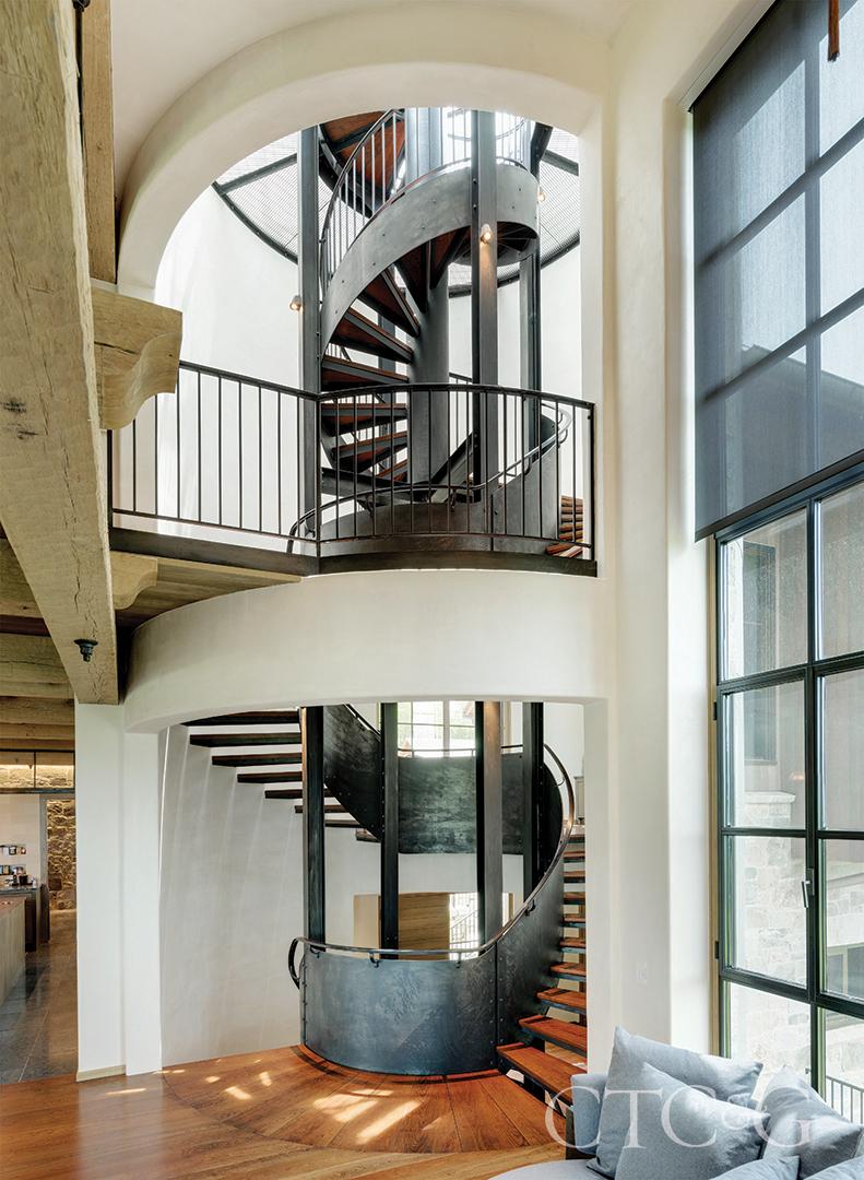 2018 Idas Winner Staircase