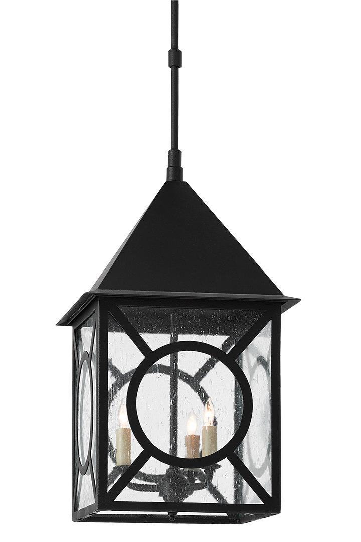 Currey & Company's Ripley lantern