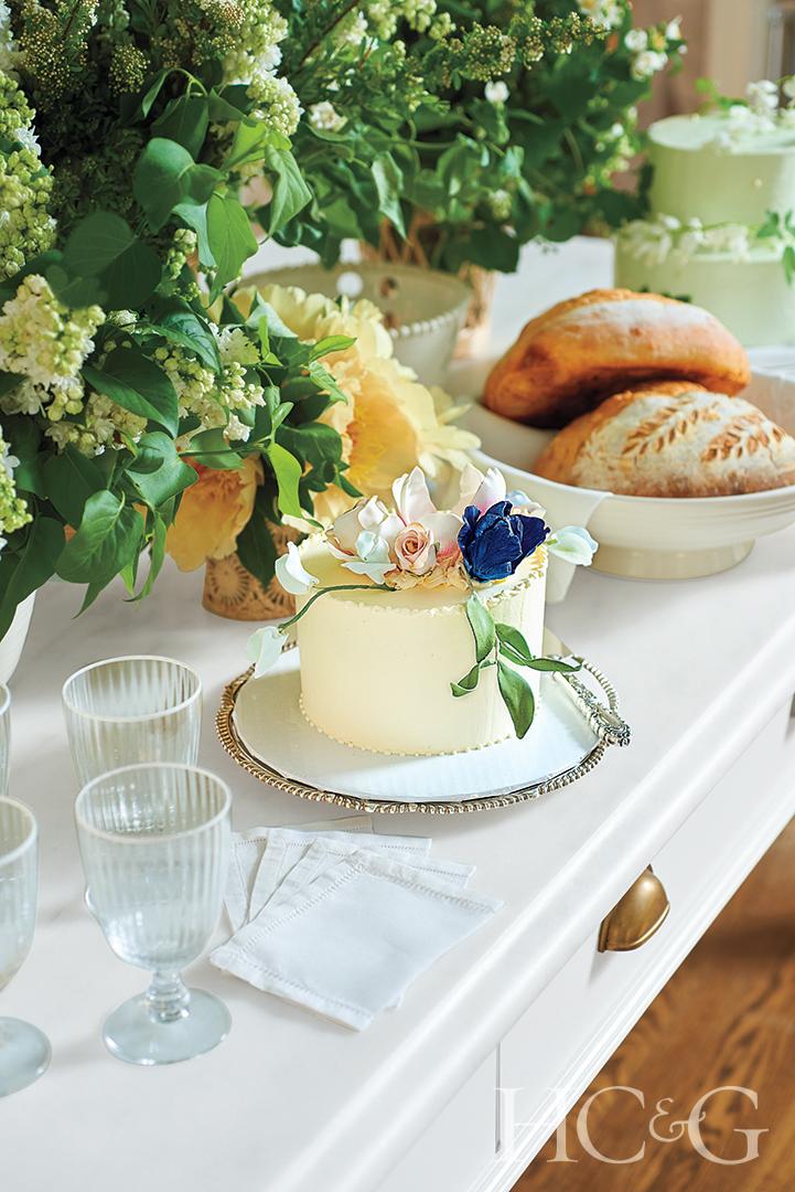 Hamptons Cake