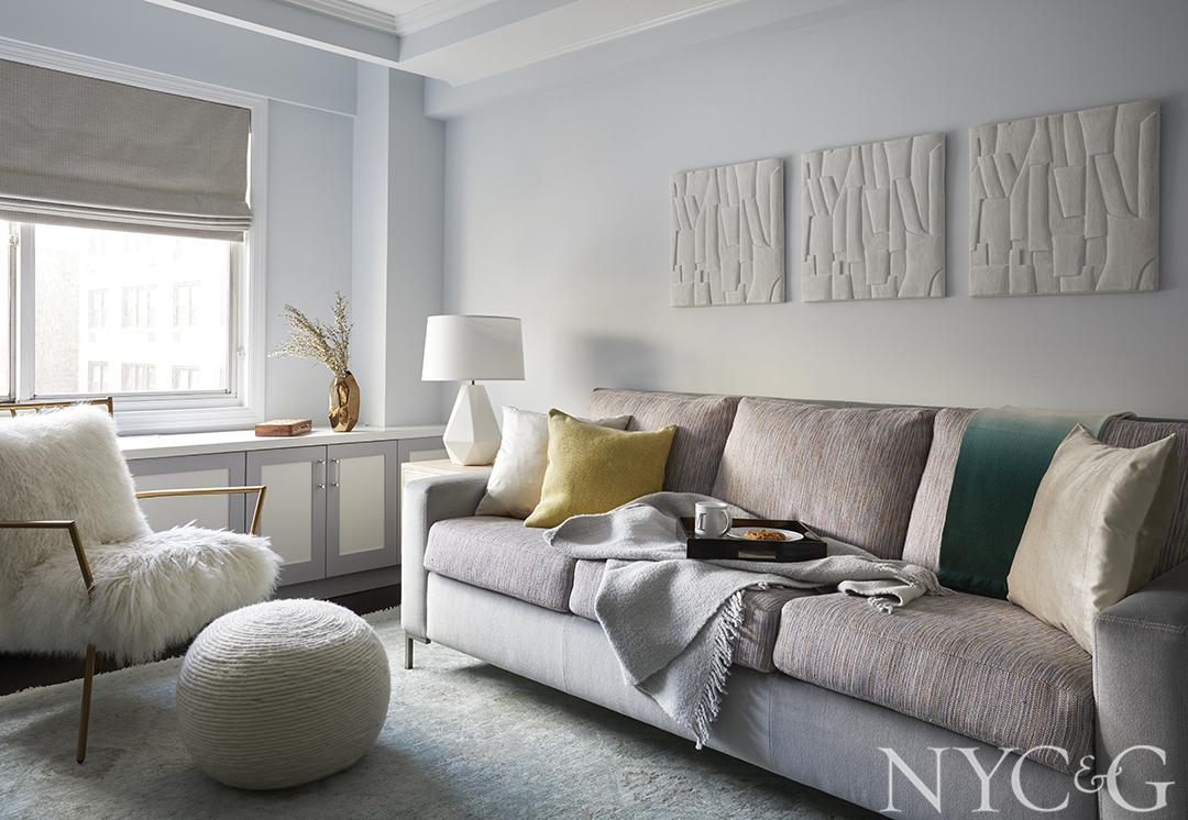 Brooke Moorehead Designer Couch
