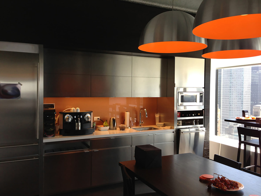 Meet A Modern And Fun Way To Bring Color Into Your Home Colorkote Orange