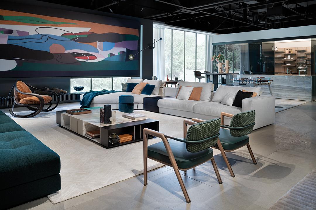 Explore The Inspired Innovative Giorgetti 2021 Collection Giorgetti Showroomlentate 2021 158 1080