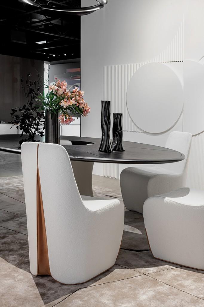 Explore The Inspired Innovative Giorgetti 2021 Collection Giorgetti Showroomlentate 2021 160 1080