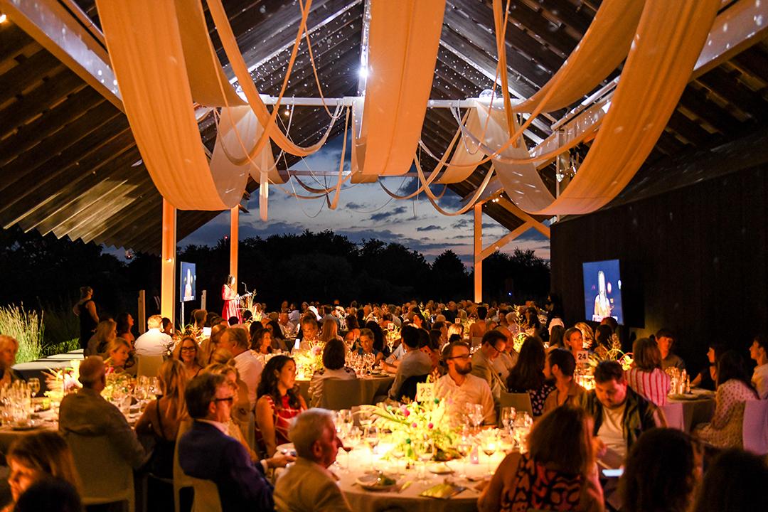 Parrish Art Museum Midsummer Dinner