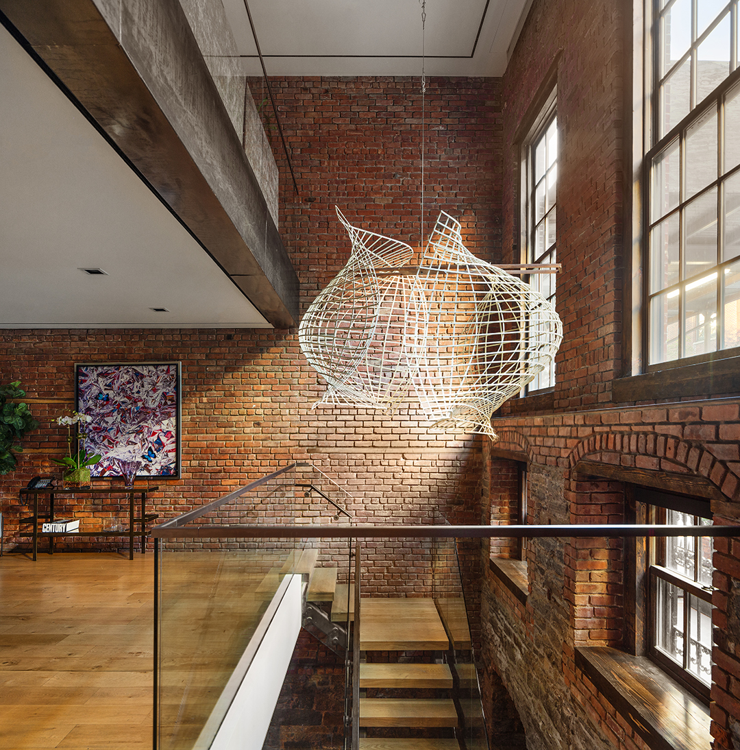 Greenwich Village Townhouse Travis Scott Recently Rented Asks 26 5m Chandelier