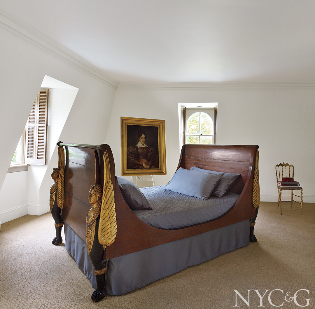 Nyc Couples Claverack Country Home Bed