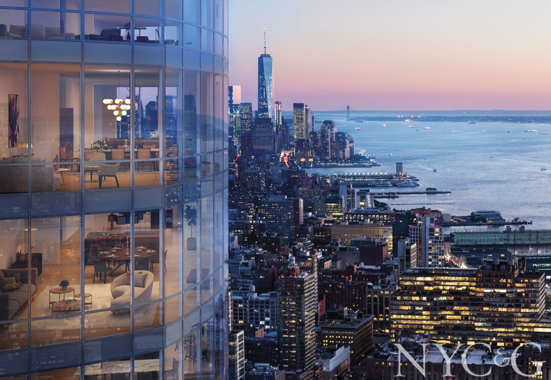 Hudson Yards is changing the face of New York's real estate landscape.