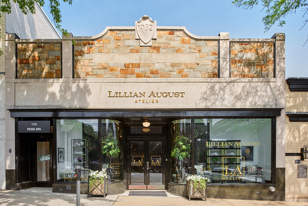 Opening of Lillian August Showroom in Greenwich