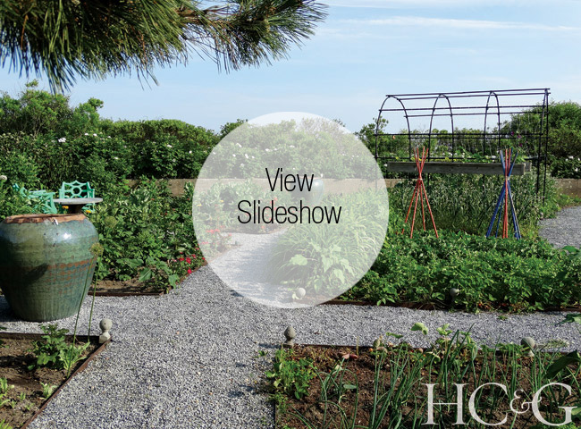 A Veggie Patch Should Be A Natch For Any Hamptons Green Thumb
