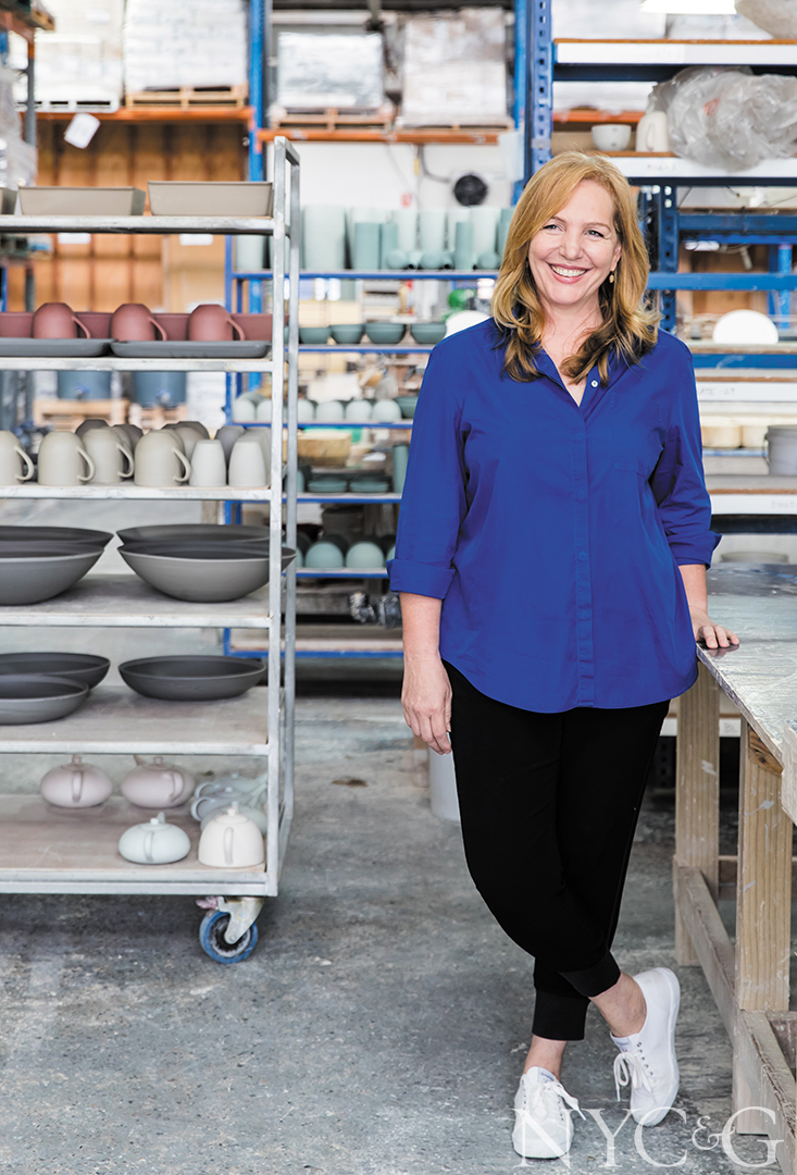 Meet Ceramist Shelley Simpson: The Designer of Mud Australia