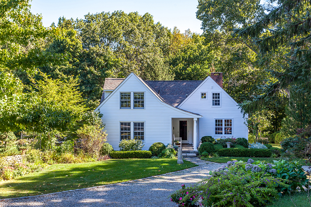 Tour These Fairytale Cottages For Sale in Litchfield County
