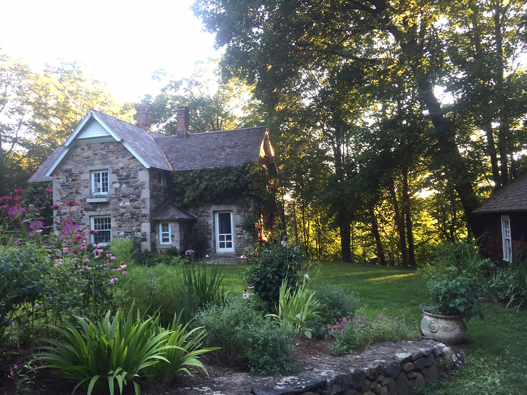 Take a Peek at Two Fairytale Cottages For Sale in Litchfield County
