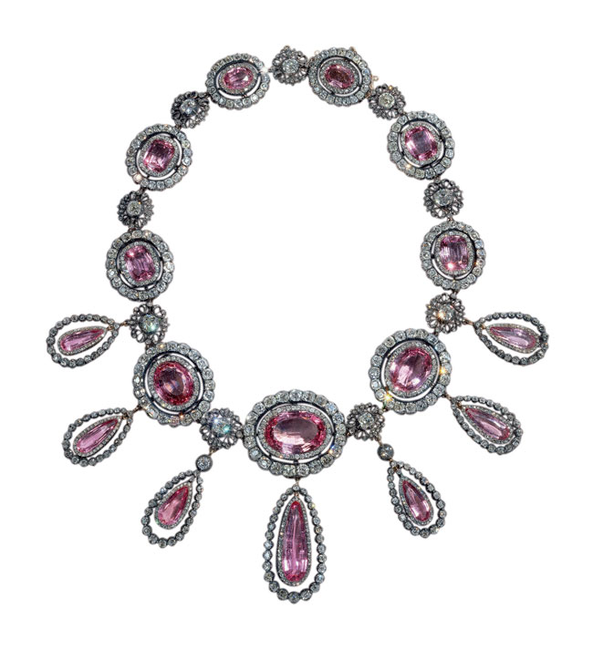 Faberge Isn T The Only Crown Jeweler In Jewels From Imperial St Petersburg Cottages Gardens