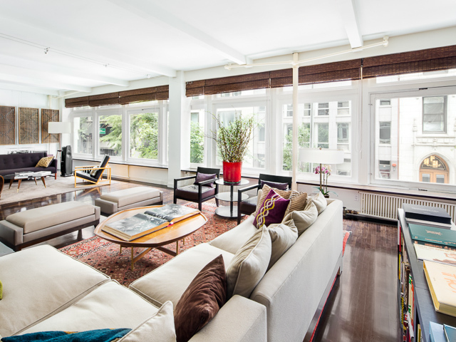 Steven Soderbergh Sells His Chelsea Apartment for $4.85M ...