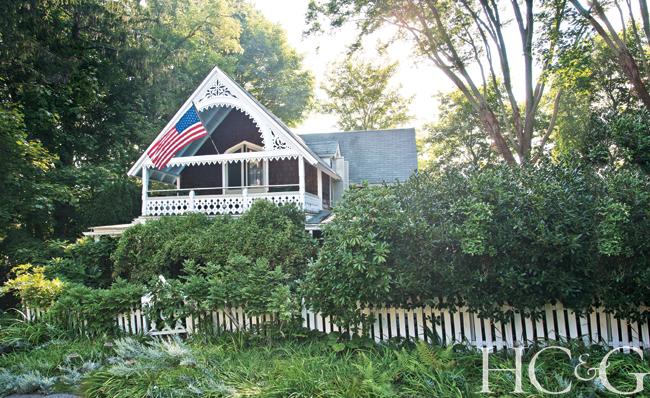 Tom Fallon Shelter Island Exterior
