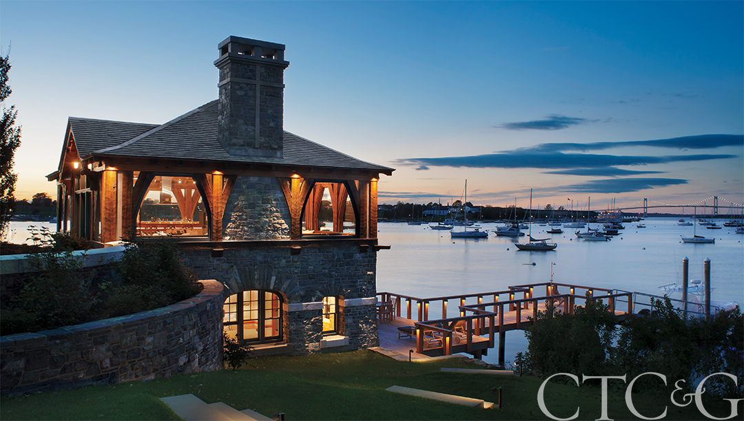 Newport Boathouse Connecticut