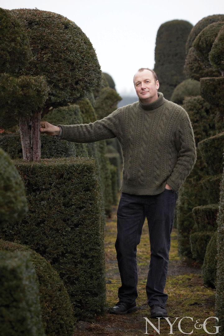 British Landscape Designer Arne Maynard Sets His Sights On An