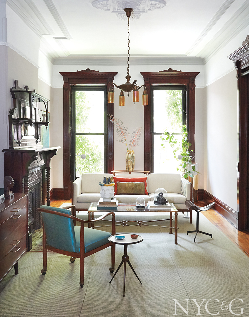 Rodney Lawrence Living Room Brooklyn