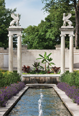 Up Close And Personal With Untermyer Gardens Conservancy