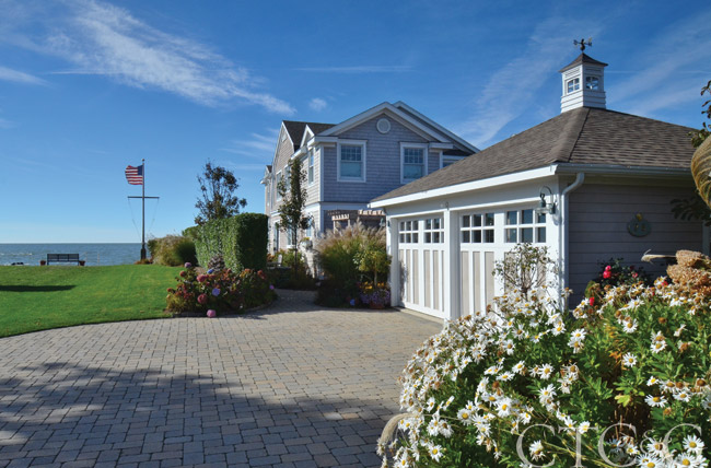 Colette Harron of William Pitt Sotheby's property listing in Old Saybrook