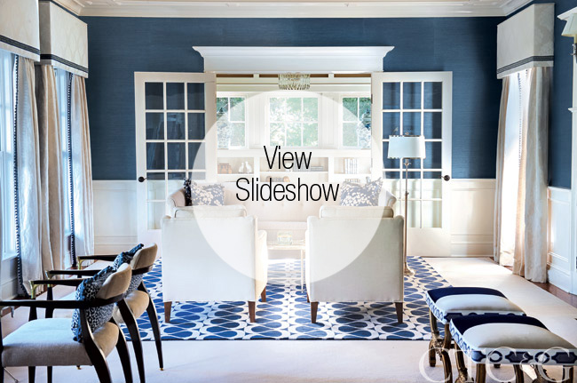 Sheridan Interiors Gives a Shingle-Style Second Home a Fresh New Look Gallery