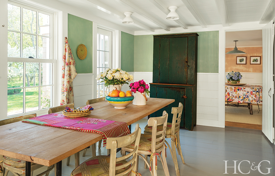 Tour a Charming English-Style Cottage in East Hampton