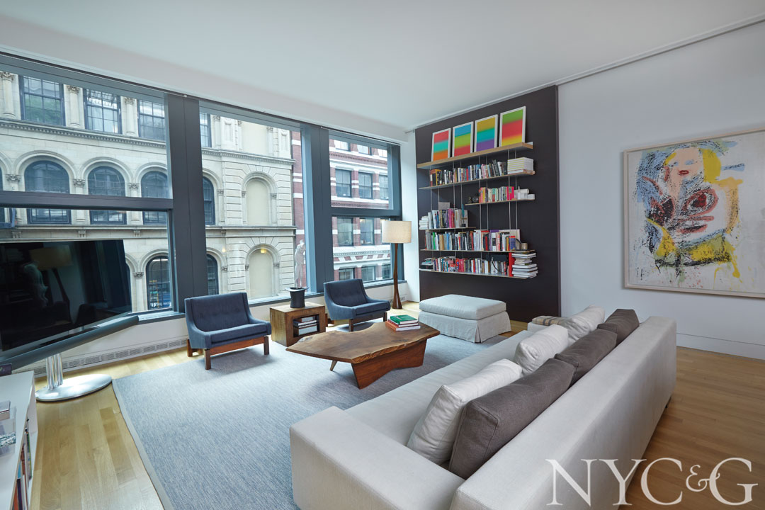 The New York City Apartments Of Daniel Radcliffe Jude Law And More Are Available Cottages Gardens