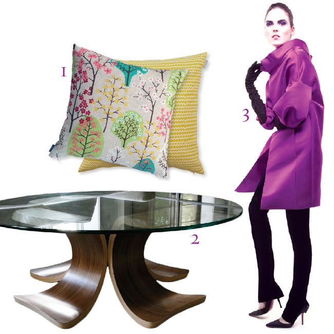 IMAGE: Pillos, Fashion and Table
