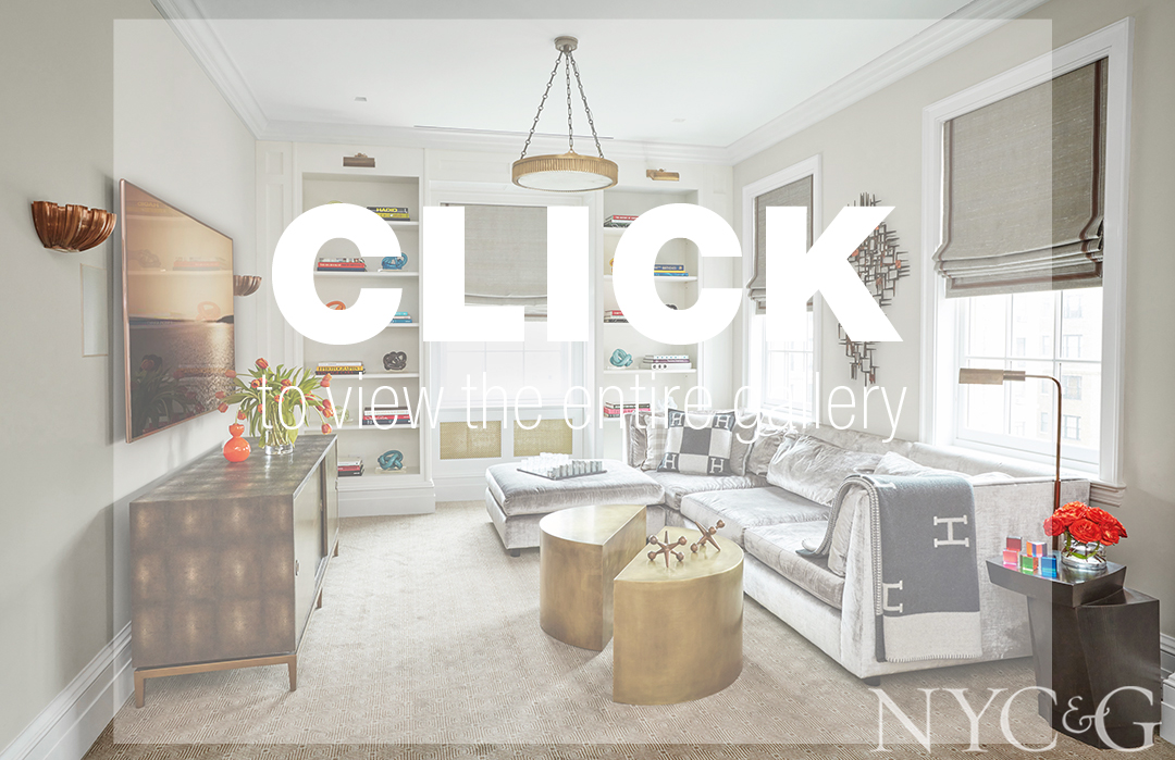 This Chic Park Avenue Duplex Was a Labor of Love for Designer Melanie Roy