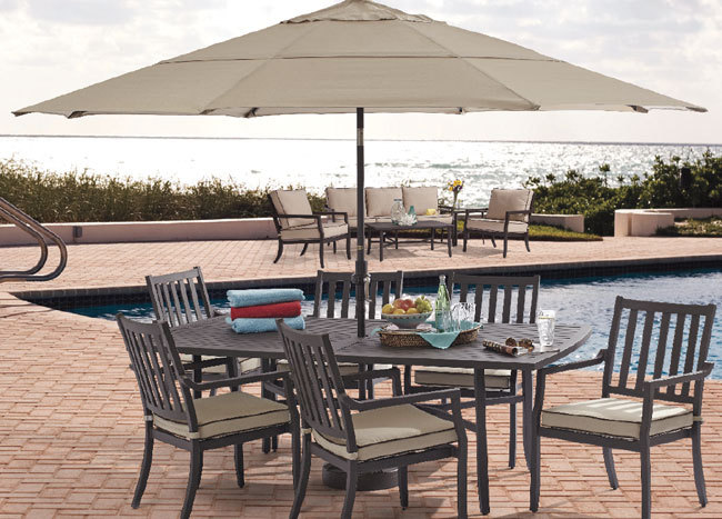 Embrace The Great Outdoors With A Fresh, Fortunoff Patio Furniture