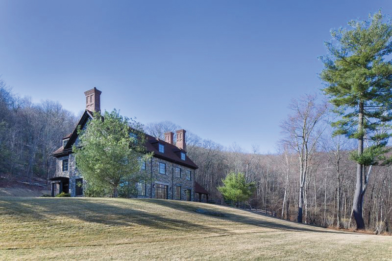 Hudson Furniture founder Barlas Bayar's Cornwall home is on the market for $5.95 million.